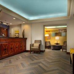 Отель Comfort Inn Downtown DC/Convention Center США, Вашингтон - отзывы, цены и фото номеров - забронировать отель Comfort Inn Downtown DC/Convention Center онлайн интерьер отеля