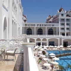 Отель Oz Hotels Side Premium бассейн фото 3