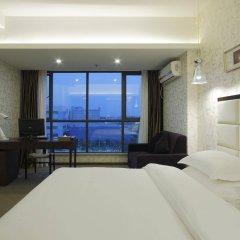 Отель Xiamen Jinglong Hotel Китай, Сямынь - отзывы, цены и фото номеров - забронировать отель Xiamen Jinglong Hotel онлайн комната для гостей