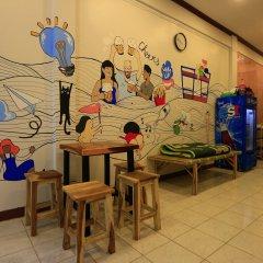 Отель R-One 24/7 Hostel Таиланд, Бангкок - отзывы, цены и фото номеров - забронировать отель R-One 24/7 Hostel онлайн
