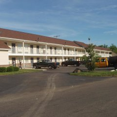 Отель Kozy Inn Columbus Колумбус
