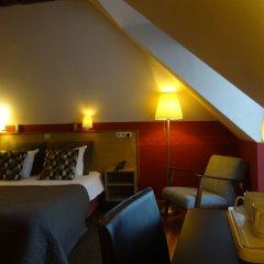 Отель Malleberg Бельгия, Брюгге - отзывы, цены и фото номеров - забронировать отель Malleberg онлайн комната для гостей фото 3