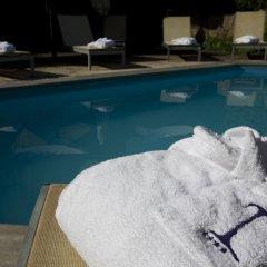 Grand Hotel Tiberio бассейн