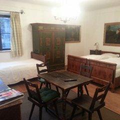 Отель Haus Wartenberg Зальцбург комната для гостей