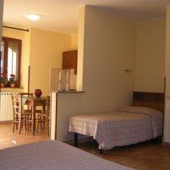 Отель Casa Vacanze Nonna Vittoria Сполето комната для гостей
