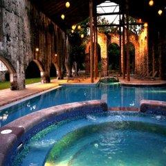 Отель Fiesta Americana Hacienda San Antonio El Puente Cuernavaca Ксочитепек с домашними животными