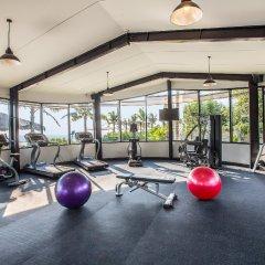Отель Melia Danang фитнесс-зал фото 2