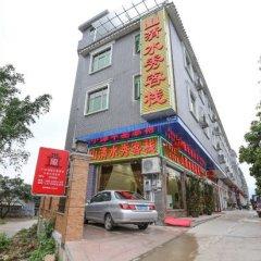 Отель Shanqing Shuixiu Inn парковка