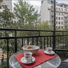 Апартаменты P&O Apartments Niecala Варшава балкон
