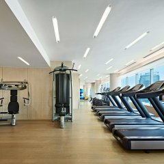 Отель Park Hyatt Bangkok фитнесс-зал