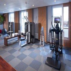 Lindner Hotel Am Michel фитнесс-зал