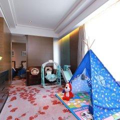 Отель Crowne Plaza Nanjing Jiangning детские мероприятия
