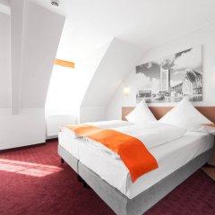 Отель McDreams Hotel Leipzig Германия, Плагвиц - отзывы, цены и фото номеров - забронировать отель McDreams Hotel Leipzig онлайн комната для гостей фото 3