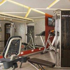 Отель Aauris фитнесс-зал фото 4