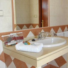 Hotel El Convento ванная
