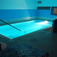 Hotel Cristina Рокка-Сан-Джованни бассейн фото 3
