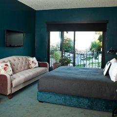 Отель Palihotel Melrose США, Лос-Анджелес - отзывы, цены и фото номеров - забронировать отель Palihotel Melrose онлайн комната для гостей