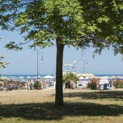 Hotel Sandra Римини пляж