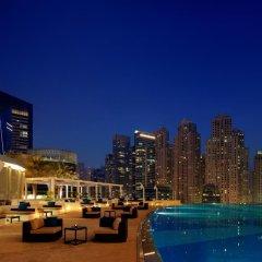 Отель The Address Dubai Marina Дубай бассейн фото 3