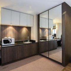 Отель Green Bells Residence New Petchburi Бангкок в номере
