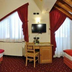 Отель Tyrolia Италия, Рокка Пьеторе - отзывы, цены и фото номеров - забронировать отель Tyrolia онлайн комната для гостей фото 3