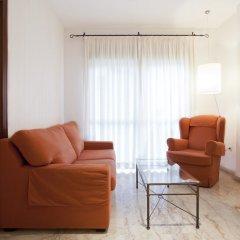 Отель Apartamentos Vértice Bib Rambla Испания, Севилья - отзывы, цены и фото номеров - забронировать отель Apartamentos Vértice Bib Rambla онлайн комната для гостей фото 4