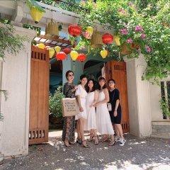 Отель De Campagne Villa Hoi An