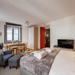 Апартаменты Sweet Inn Apartments Sablons Брюссель комната для гостей