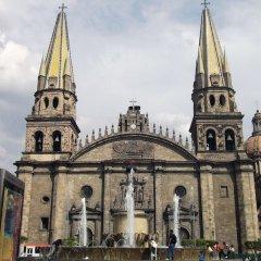 Отель Emperador Мексика, Гвадалахара - отзывы, цены и фото номеров - забронировать отель Emperador онлайн приотельная территория