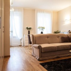 Апартаменты Milan Royal Suites & Luxury Apartments интерьер отеля