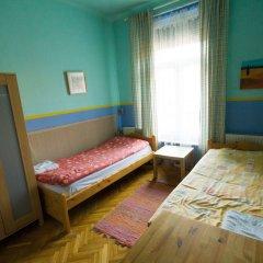 7x24 Central Hostel Будапешт комната для гостей фото 5
