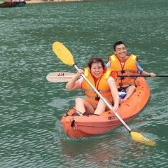 Отель Halong Serenity Cruise Вьетнам, Халонг - отзывы, цены и фото номеров - забронировать отель Halong Serenity Cruise онлайн приотельная территория