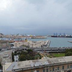Апартаменты Domitilla Luxury Apartment Генуя балкон