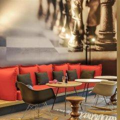 Отель ibis Berlin Hauptbahnhof гостиничный бар