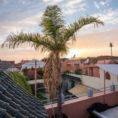 Отель Riad Villa Harmonie Марокко, Марракеш - отзывы, цены и фото номеров - забронировать отель Riad Villa Harmonie онлайн пляж фото 2