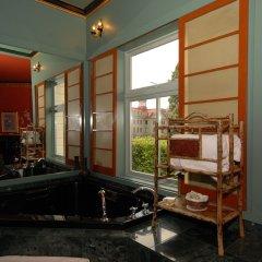 Отель Humboldt House Bed & Breakfast Канада, Виктория - отзывы, цены и фото номеров - забронировать отель Humboldt House Bed & Breakfast онлайн ванная