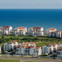 Apart-hotel Imeretinskiy - Park Land complex пляж