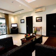 Отель Palm Grove Resort Таиланд, На Чом Тхиан - 1 отзыв об отеле, цены и фото номеров - забронировать отель Palm Grove Resort онлайн интерьер отеля фото 3