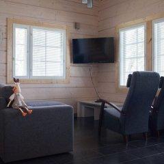 Отель SResort Sauna Villas Финляндия, Лаппеэнранта - отзывы, цены и фото номеров - забронировать отель SResort Sauna Villas онлайн комната для гостей фото 2