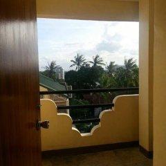 Отель Mactan Pension House Филиппины, Лапу-Лапу - отзывы, цены и фото номеров - забронировать отель Mactan Pension House онлайн балкон
