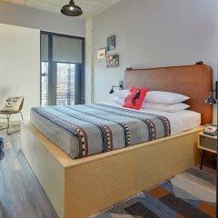 Отель Moxy Columbus Short North США, Колумбус - отзывы, цены и фото номеров - забронировать отель Moxy Columbus Short North онлайн комната для гостей фото 3