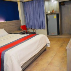 Отель Royal Asia Lodge Hotel Bangkok Таиланд, Бангкок - 2 отзыва об отеле, цены и фото номеров - забронировать отель Royal Asia Lodge Hotel Bangkok онлайн комната для гостей фото 5