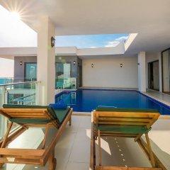 Villa Heart Турция, Калкан - отзывы, цены и фото номеров - забронировать отель Villa Heart онлайн балкон