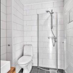 Отель Solferie Holiday Apartment Kongsgård Норвегия, Кристиансанд - отзывы, цены и фото номеров - забронировать отель Solferie Holiday Apartment Kongsgård онлайн ванная