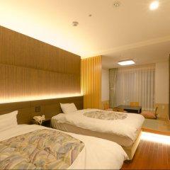 Отель Sansuikan Япония, Беппу - отзывы, цены и фото номеров - забронировать отель Sansuikan онлайн комната для гостей