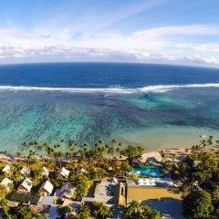 Отель Fiji Hideaway Resort and Spa пляж