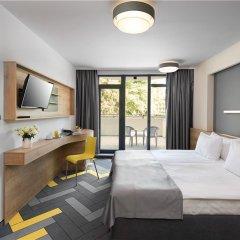 Отель HVD Bor Club Hotel - Все включено Болгария, Солнечный берег - отзывы, цены и фото номеров - забронировать отель HVD Bor Club Hotel - Все включено онлайн комната для гостей фото 5