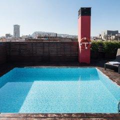 Отель Catalonia Avinyó Испания, Барселона - 8 отзывов об отеле, цены и фото номеров - забронировать отель Catalonia Avinyó онлайн бассейн фото 3