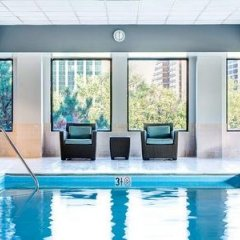 Отель Residence Inn Arlington Pentagon City бассейн фото 3