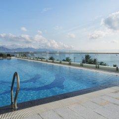 Отель Premier Havana Nha Trang Hotel Вьетнам, Нячанг - 3 отзыва об отеле, цены и фото номеров - забронировать отель Premier Havana Nha Trang Hotel онлайн бассейн фото 3